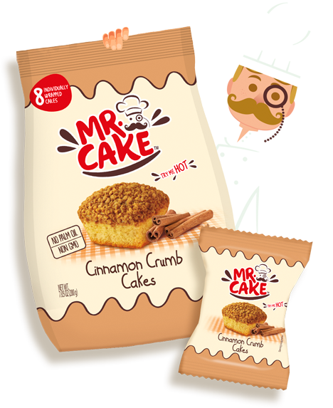 Mr. Cake Canela