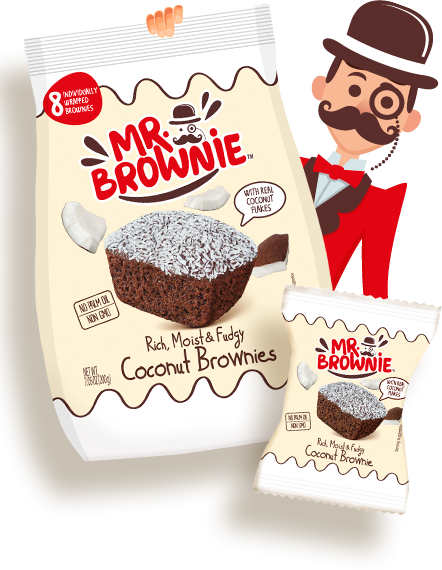 Coconout Brownies