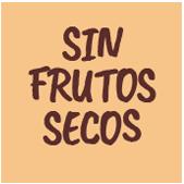 Sin frutos secos