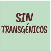 Sin transgénicos