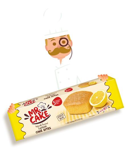Mr. Cake Lemon Cakes
