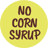 no corn syrup